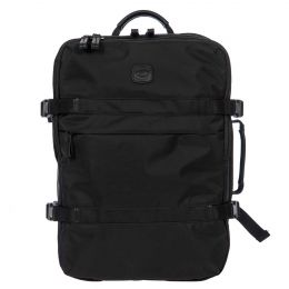 X-Travel Montagne Backpack by Brics (Color: Black /Black)