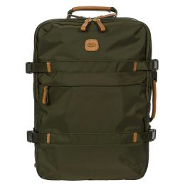 X-Travel Montagne Backpack by Brics (Color: Olive)