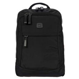 X-Travel Metro Backpack by Brics (Color: Black /Black)