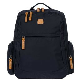 X-Travel Normad Backpack by Brics (Color: Navy)