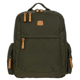 X-Travel Normad Backpack by Brics (Color: Olive)