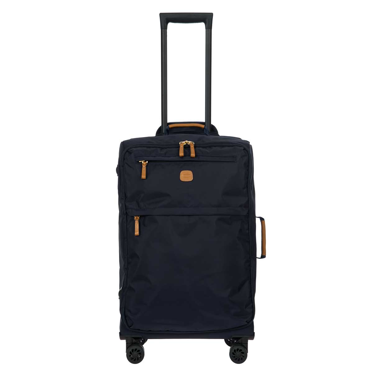 "X-Travel 25"" Spinner W / Frame by Brics (Color: Navy)"