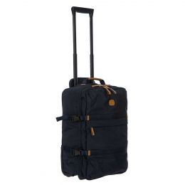"X-Travel 21"" Montagne Trolley by Brics (Color: Navy)"