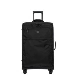 "X-Travel 30"" Spinner W / Frame  by Brics (Color: Black /Black)"