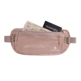 Silk Undercover™ Money Belt by Eagle Creek (Color: Rose)
