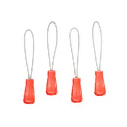 Reflective Zipper Pull Set by Eagle Creek (Color: Flame Orange)