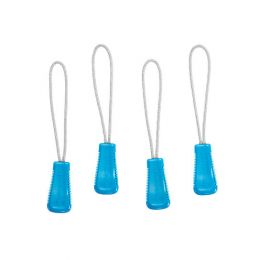 Reflective Zipper Pull Set by Eagle Creek (Color: Brilliant Blue)