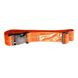 Reflective Luggage Strap by Eagle Creek (Color: Flame Orange)