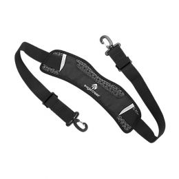 Maximum Comfort Ergo Shoulder Strap by Eagle Creek (Color: Black)