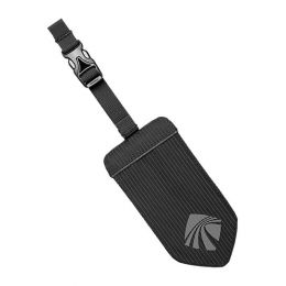 Reflective Luggage Tag by Eagle Creek (Color: Black)