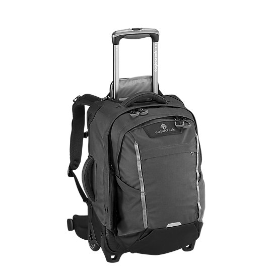 Switchback International Carry-On by Eagle Creek (Color: Asphalt Black)