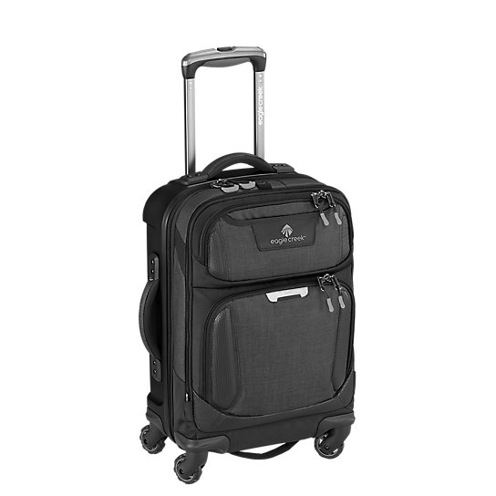 Tarmac AWD Carry-On by Eagle Creek (Color: Asphalt Black)