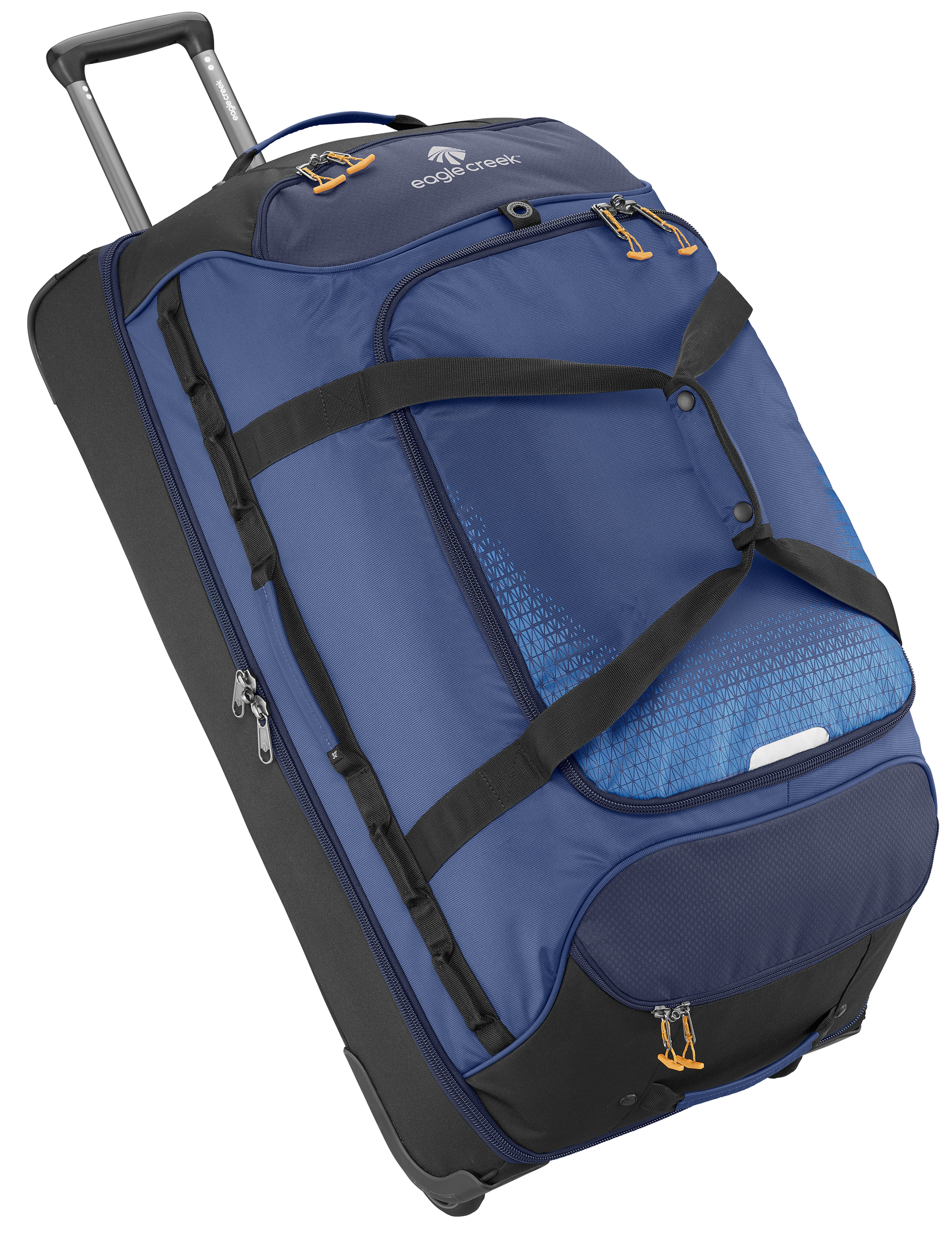 Expanse™ Drop Bottom Wheeled Duffel 32 by Eagle Creek (Color: Twilight Blue)