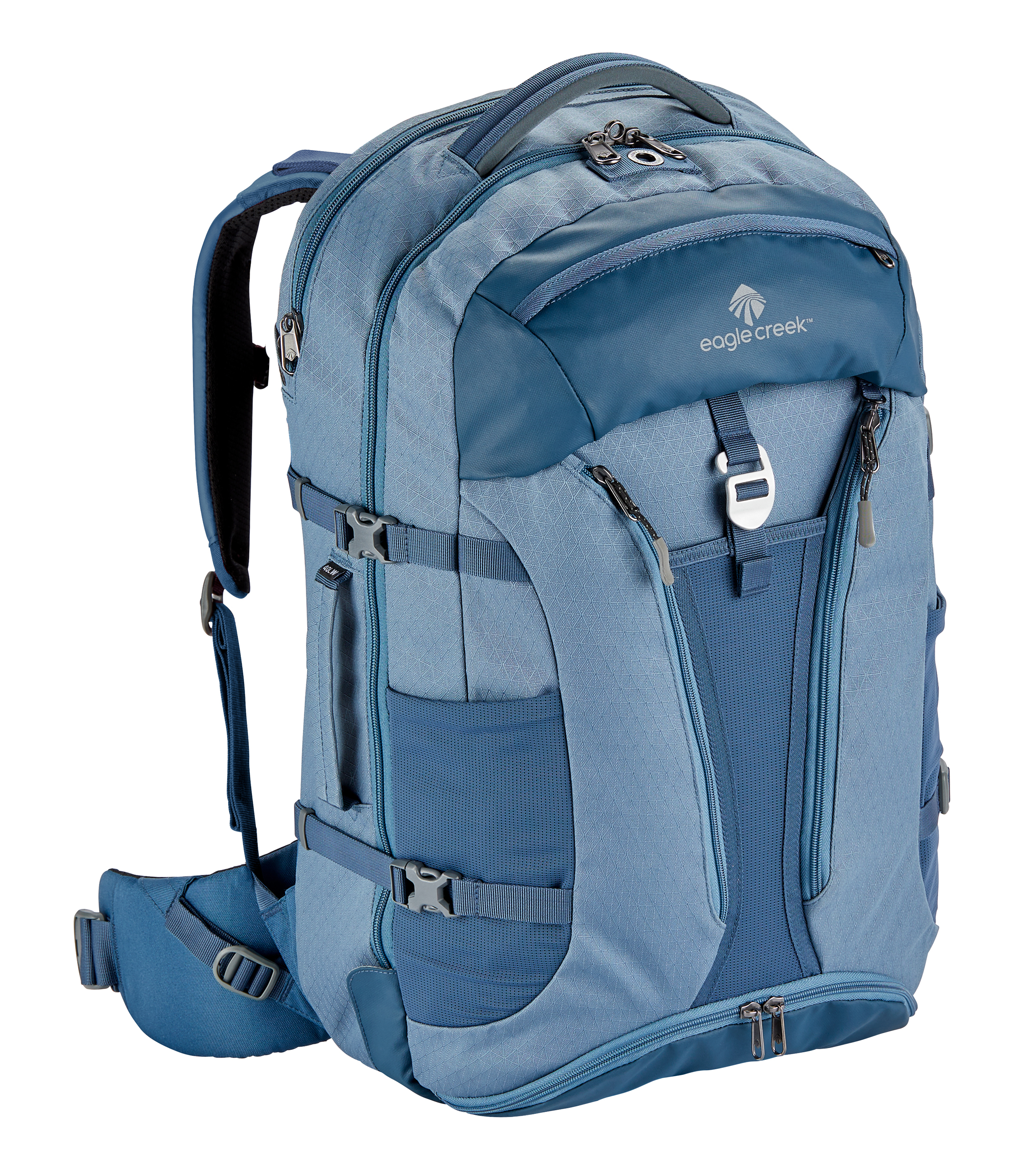 Global Companion 40L W by Eagle Creek (Color: Smoky Blue)