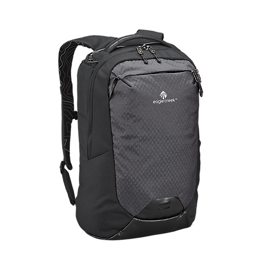 Wayfinder Backpack 30L by Eagle Creek (Color: Black/Charcoal)
