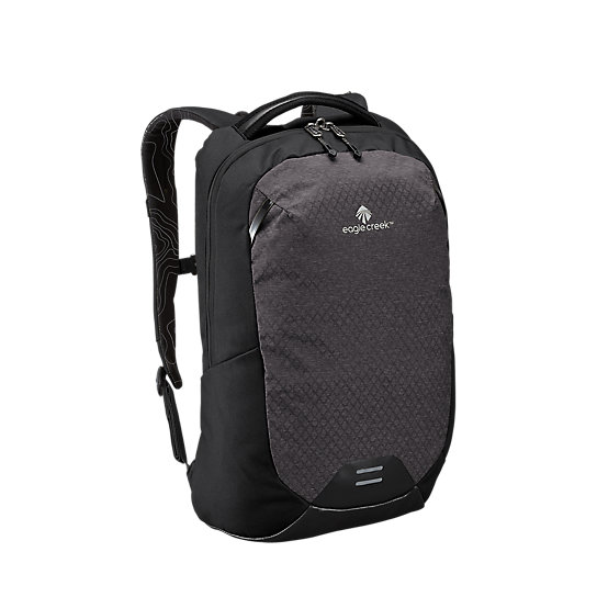 Wayfinder Backpack 20L by Eagle Creek (Color: Black/Charcoal)