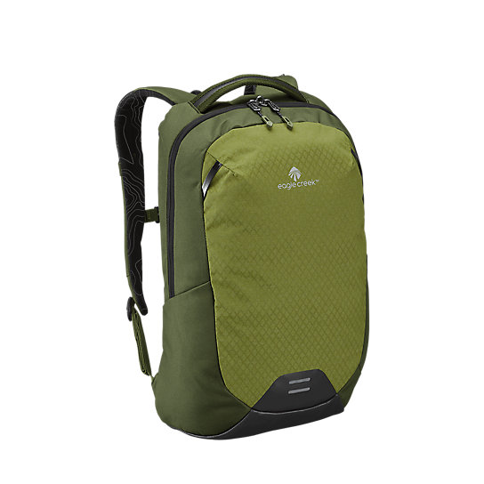 Wayfinder Backpack 20L by Eagle Creek (Color: Cypress/Highland Green)