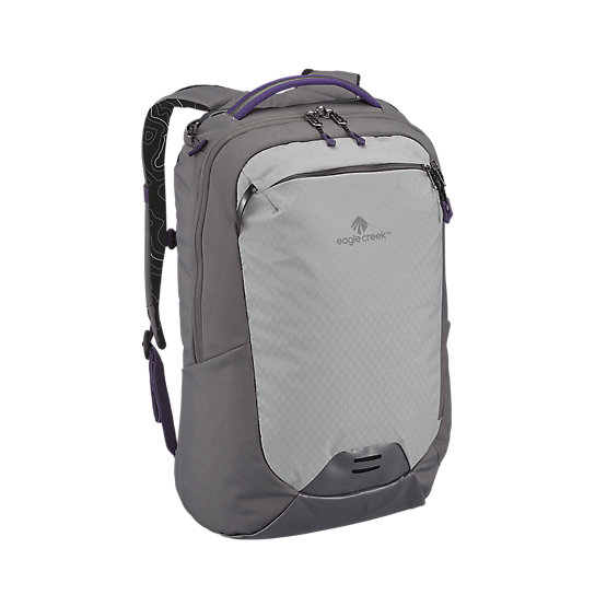 Wayfinder Backpack 30L W by Eagle Creek (Color: Graphite/Amethyst)