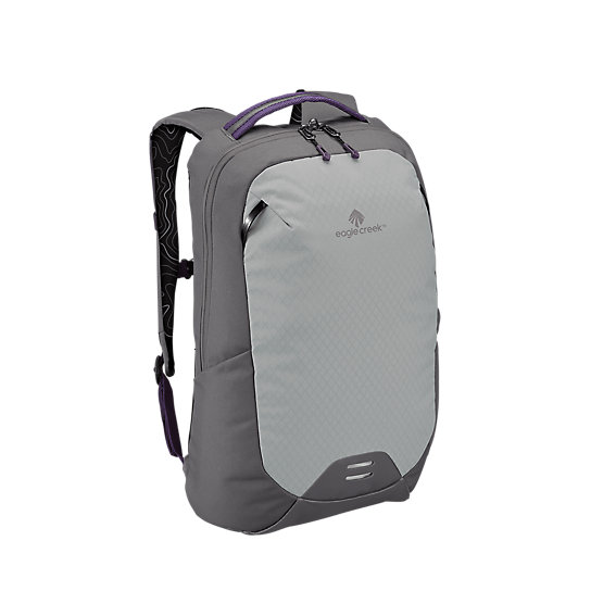 Wayfinder Backpack 20L W by Eagle Creek (Color: Graphite/Amethyst)