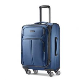 "Samsonite Leverage LTE 20"" Spinner (Color: Poseidon Blue)"