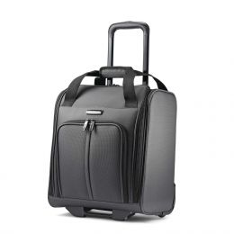 Samsonite Leverage LTE Wheeled Boarding Bag (Color: Charcoal)