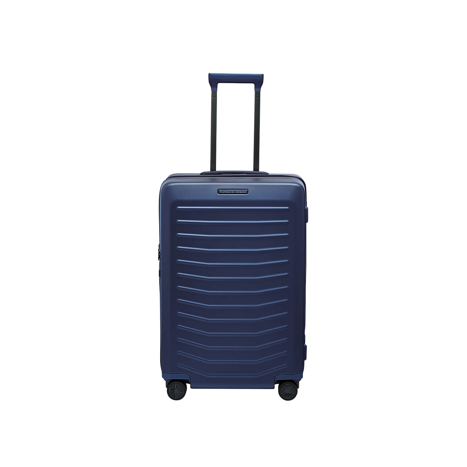 "Porsche Roadster Hardcase Spinner Expandable by Brics (Color: Dark Blue Matte, Size: 27"")"