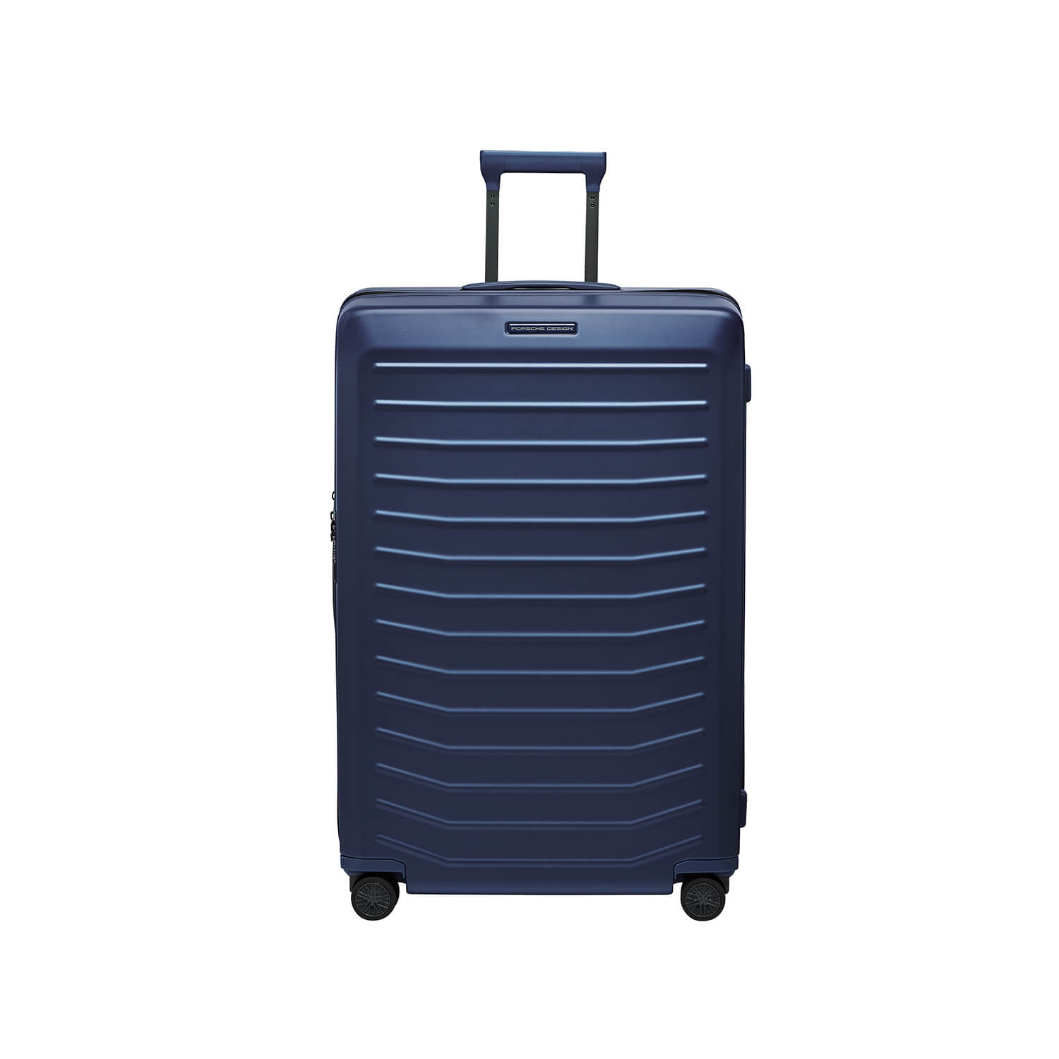 "Porsche Roadster Hardcase Spinner Expandable by Brics (Color: Dark Blue Matte, Size: 32"")"