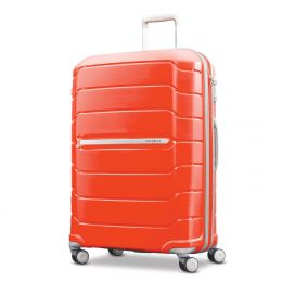 "Samsonite Freeform 28"" Spinner (Color: Tangerine)"