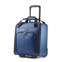 Samsonite Leverage LTE Wheeled Boarding Bag (Color: Poseidon Blue)