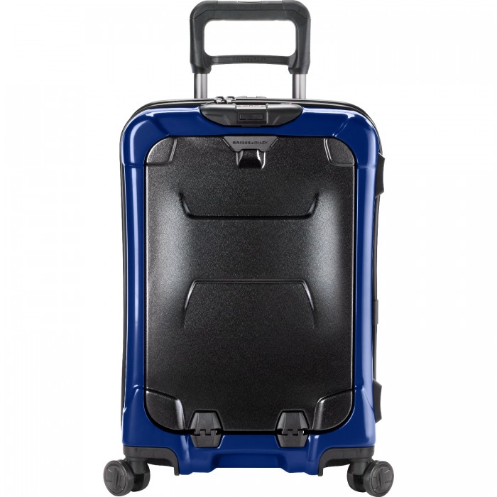 Torq International Carry-On Spinner by Briggs & Riley (Color: Cobalt)