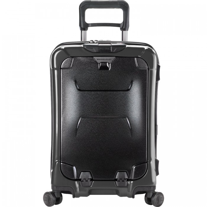 Torq International Carry-On Spinner by Briggs & Riley (Color: Graphite)