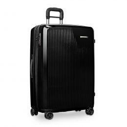 Sympatico Large Expandable Spinner by Briggs & Riley (Color: Onyx)