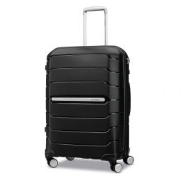 "Samsonite Freeform 24"" Spinner (Color: Black)"
