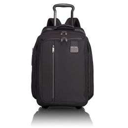 Merge Wheeled Backpack by TUMI (Color: Black Contrast)