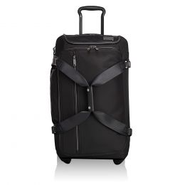 Merge WHEELED DUFFEL PACKING CASE by TUMI (Color: Black Contrast)