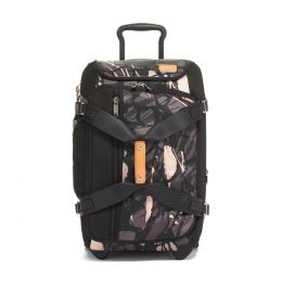 Merge WHEELED DUFFEL PACKING CASE by TUMI (Color: Grey Highlands Print)