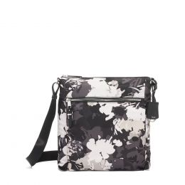 Voyageur Canton Crossbody by TUMI (Color: African Floral)