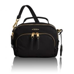 Voyageur Troy Crossbody by TUMI (Color: Black)