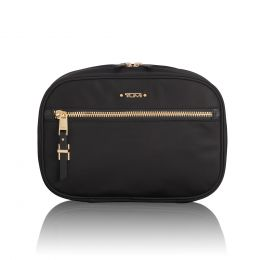 Voyageur Yima Cosmetic by TUMI (Color: Black)