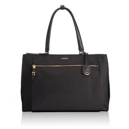 Voyageur Sheryl Business Tote by TUMI (Color: Black)