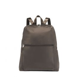 Voyageur JUST IN CASE® BACKPACK by TUMI (Color: Mink/Silver)