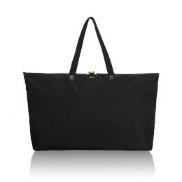 Voyageur JUST IN CASE TOTE by TUMI (Color: Black)