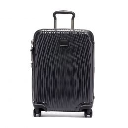 Latitude Continental Carry-On by TUMI (Color: Black)