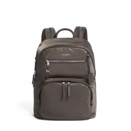 Voyageur Hartford Backpack by TUMI (Color: Mink/Silver)