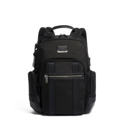 Alpha Bravo Nathan Expandable Backpack by TUMI (Color: Black)