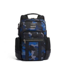 Alpha Bravo Nathan Expandable Backpack by TUMI (Color: Camo)