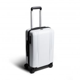 "ZRL - 20"" International Lightweight Carry-On Luggage by Zero Halliburton (Color: White)"