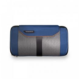 BRX Express Toiletry Kit by Briggs & Riley (Color: Blue)