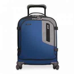 BRX Explore International Wide-body Spinner by Briggs & Riley (Color: Blue)