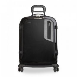 BRX Explore Medium Expandable Spinner by Briggs & Riley (Color: Black)